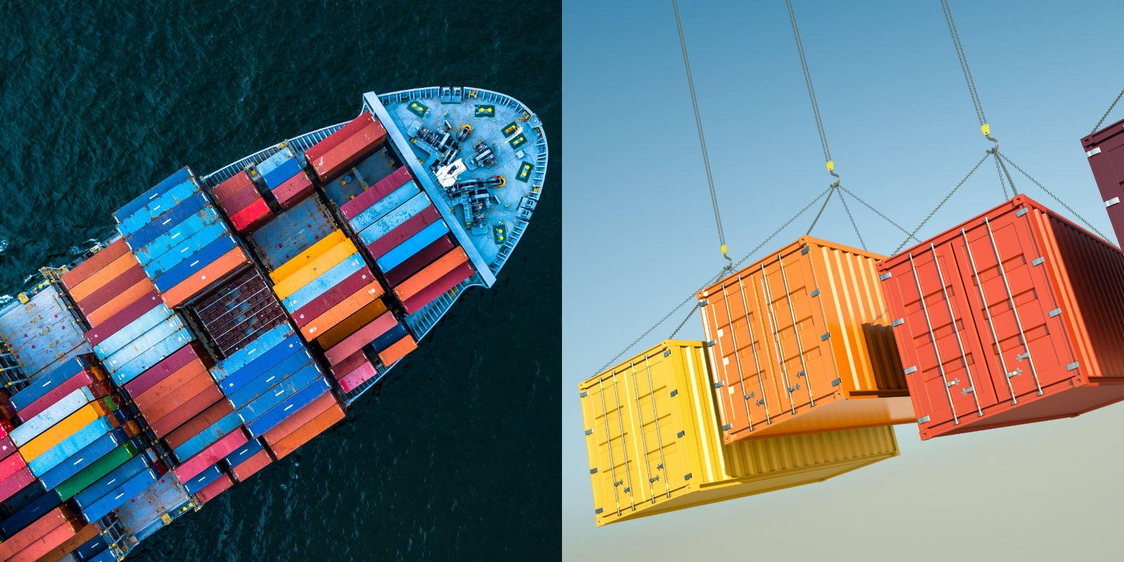 Second Forwarding & Container